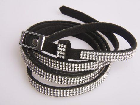Diamante Thin Fashion Belt