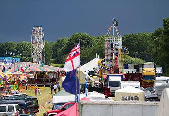 Bloxham Steam Fair