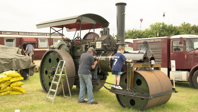 Stoke Row Steam Rally
