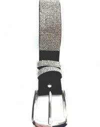 Extra Wide 15 Row Diamante Belt n