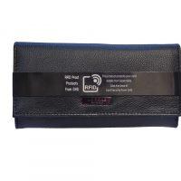 Large Leather RFID Purse