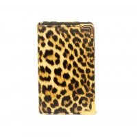 Brown Leopard Print Fashion Purse Front