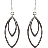 925 Silver Drop Earrings