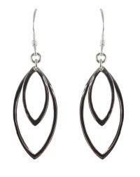 925 Silver Drop Earrings
