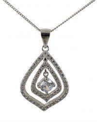 925 Silver Pendant