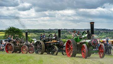 Belper Steam Rally
