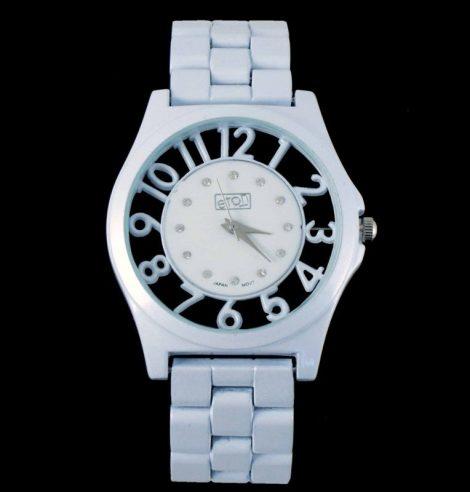 Ladies Eton White Pearl Watch