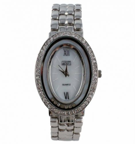Ladies Eton Diamante Watch