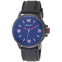 Henley Crown Sports Watch - Red