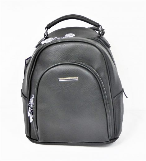 Black Rucksack Backpack
