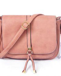 Dusky Pink Shoulder Bag