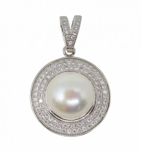 925 Silver Freshwater Pearl Necklace