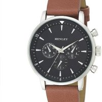 Henley Contrast Multi Dial Watch