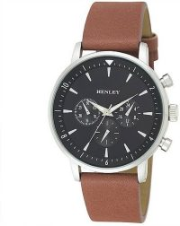 Henley Contrast Multi Dial Watch