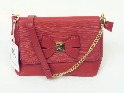 Red Kisskerry Shoulder Bag