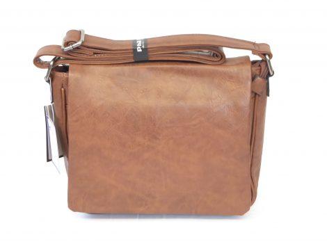 Brown Unisex Shoulder Bag