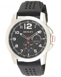 Henley Silicon Crown Watch