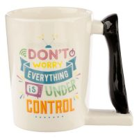 Remote Control Novelty Mug