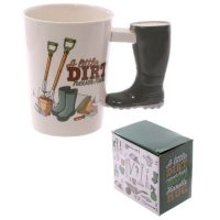 Wellington Boot Novelty Mug