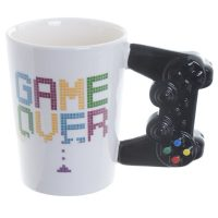 Game Over Novelty Mug