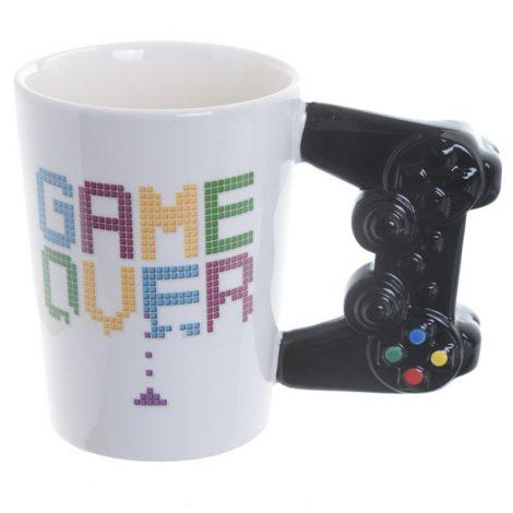 Game Over Novelty Mug