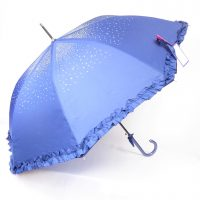 Royal Blue Diamond Brolly