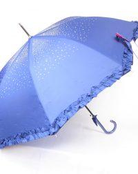 Royal Blue Diamond Brolly