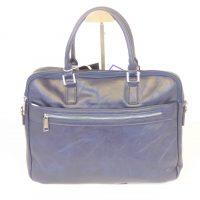 Grey Laptop Handbag