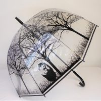 Jungle Plastic Dome Brolly