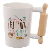 Rolling Pin Novelty Mug