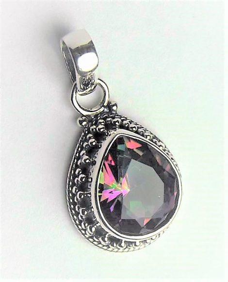 925 Silver Mystic Quartz Pendant