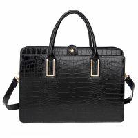 LYDC Black Briefcase