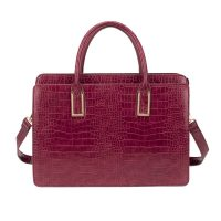 Wine Red Briefcase