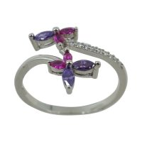 925 Silver Multi Ring
