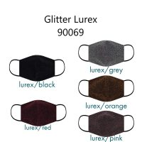 Variety of Glitter Face Mask