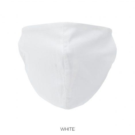 Plain Face Mask Coverings