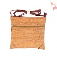 Natural Cork Shoulder Bag