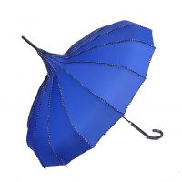 Royal Blue Pagoda Brolly