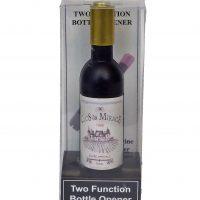 Corkscrew Wine Bottle Opener