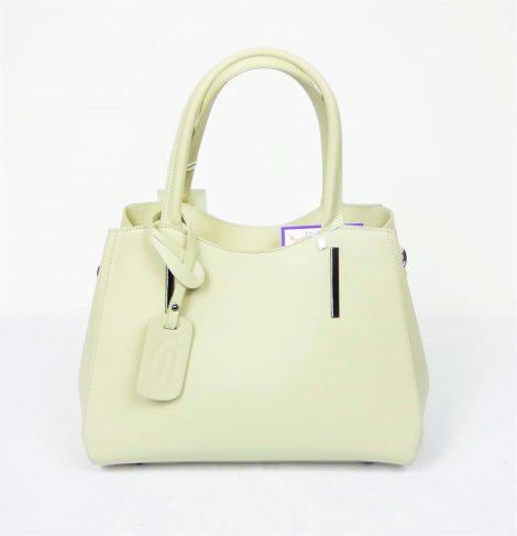 Cool Grey Tote Handbag