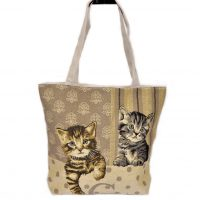 Penny Cat Tote Shopper