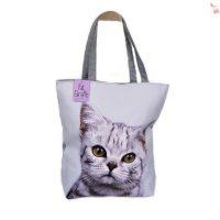 Tibby Cat Tote Shopper