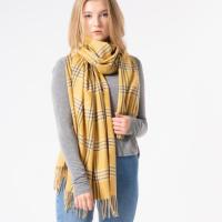 Tartan Soft Pashmina Scarves