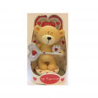 Key to my Heart Teddy Bear