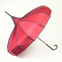 Red Pagoda Parasol Brolly