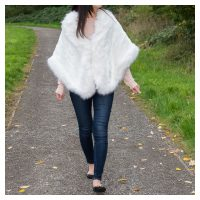 Faux Fur Capes