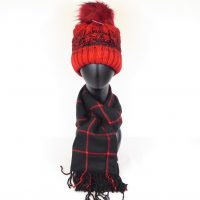 Black and Red Gift Set