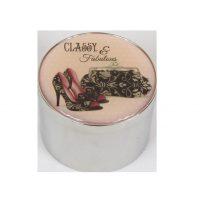 Classy & Fabulous Trinket Box