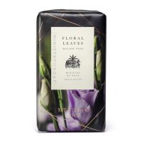 Floral Leaves Soap