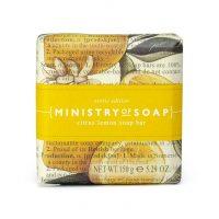 Citrus Lemon Soap